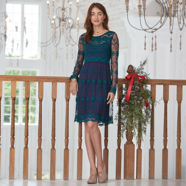 RHAPSODY DRESS PETITE