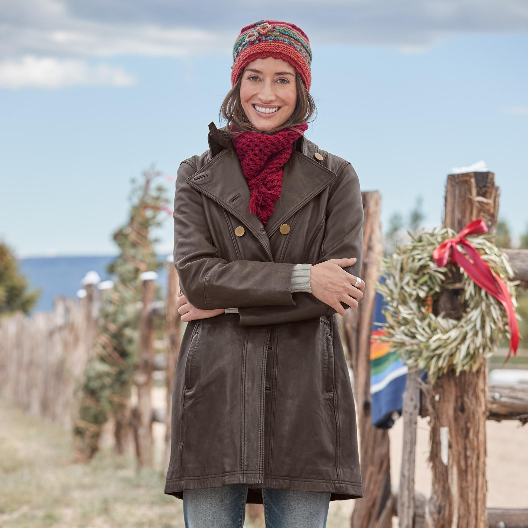CARMICHAEL TRENCH COAT - PETITES: View 2