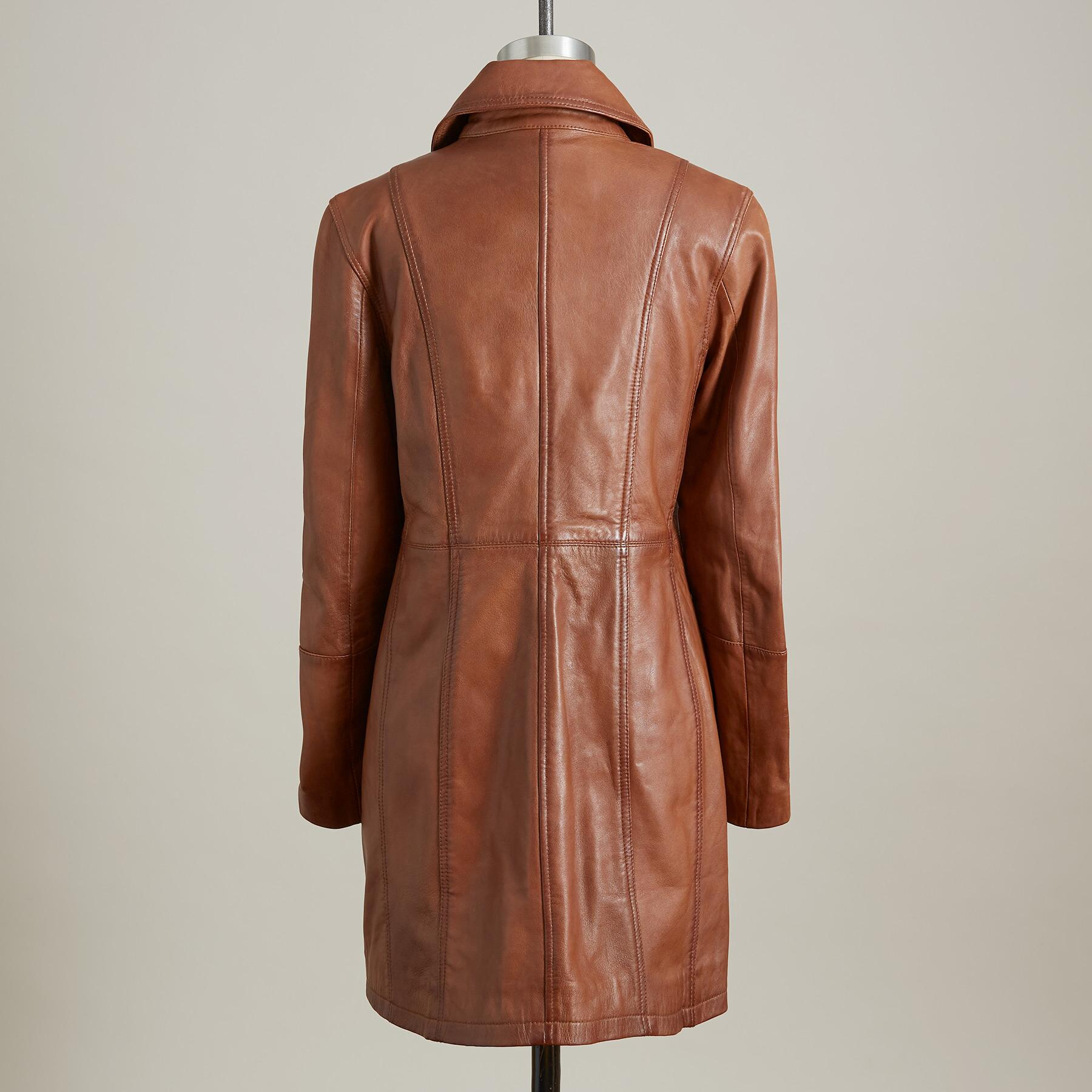 CARMICHAEL TRENCH COAT - PETITES: View 3