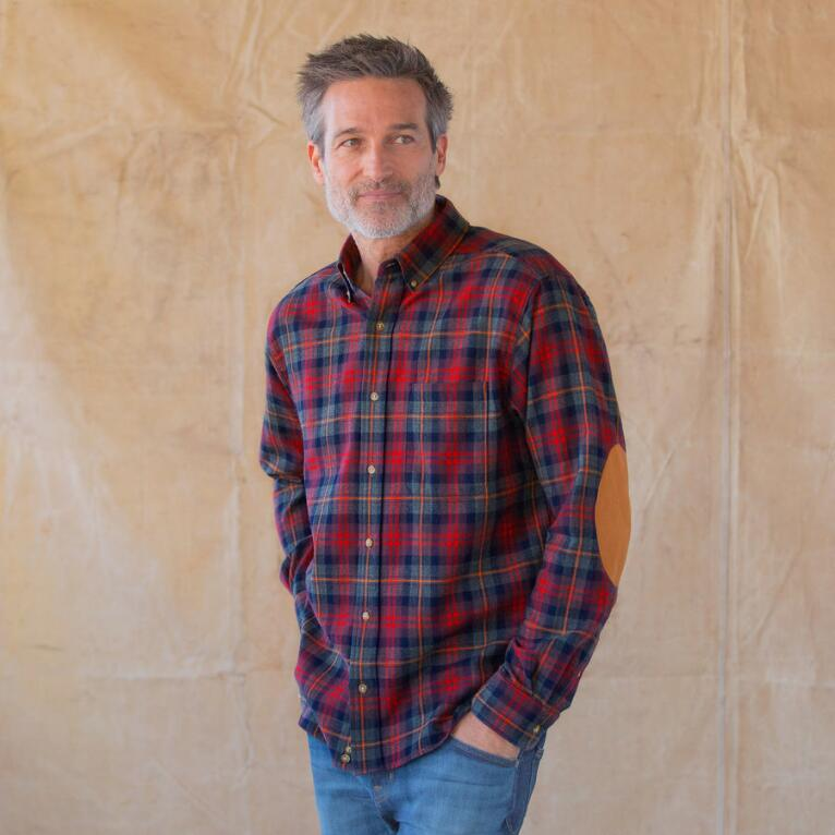 JARRETT PLAID SHIRT