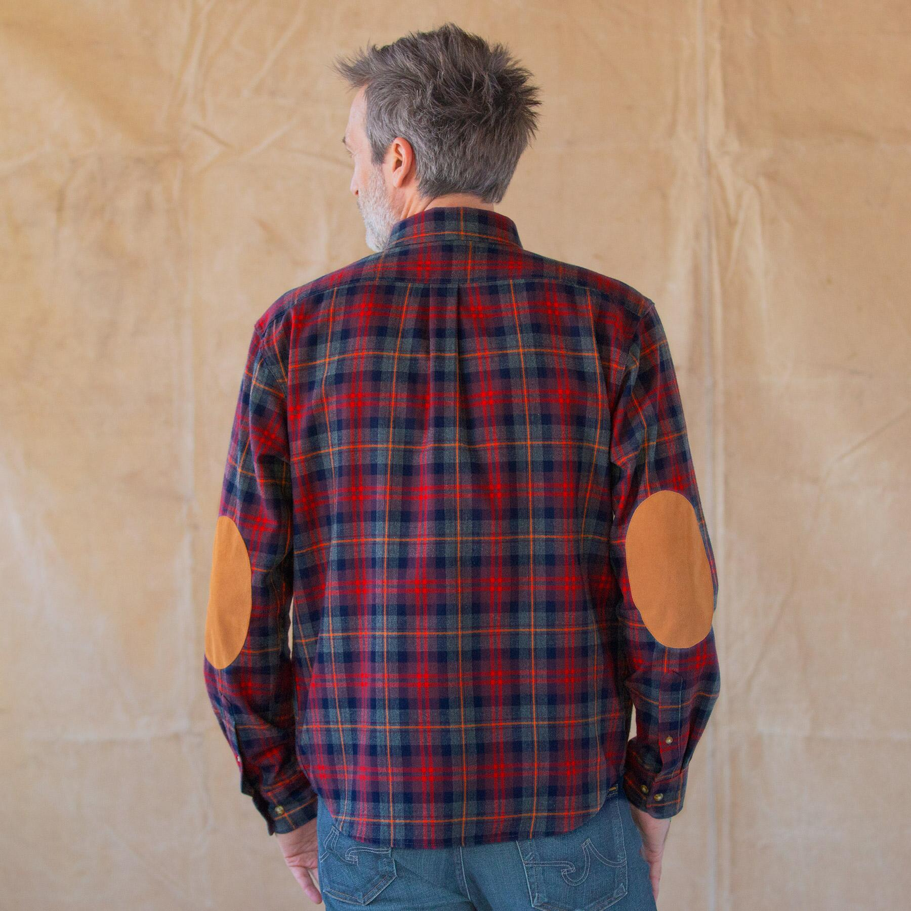 JARRETT PLAID SHIRT: View 2
