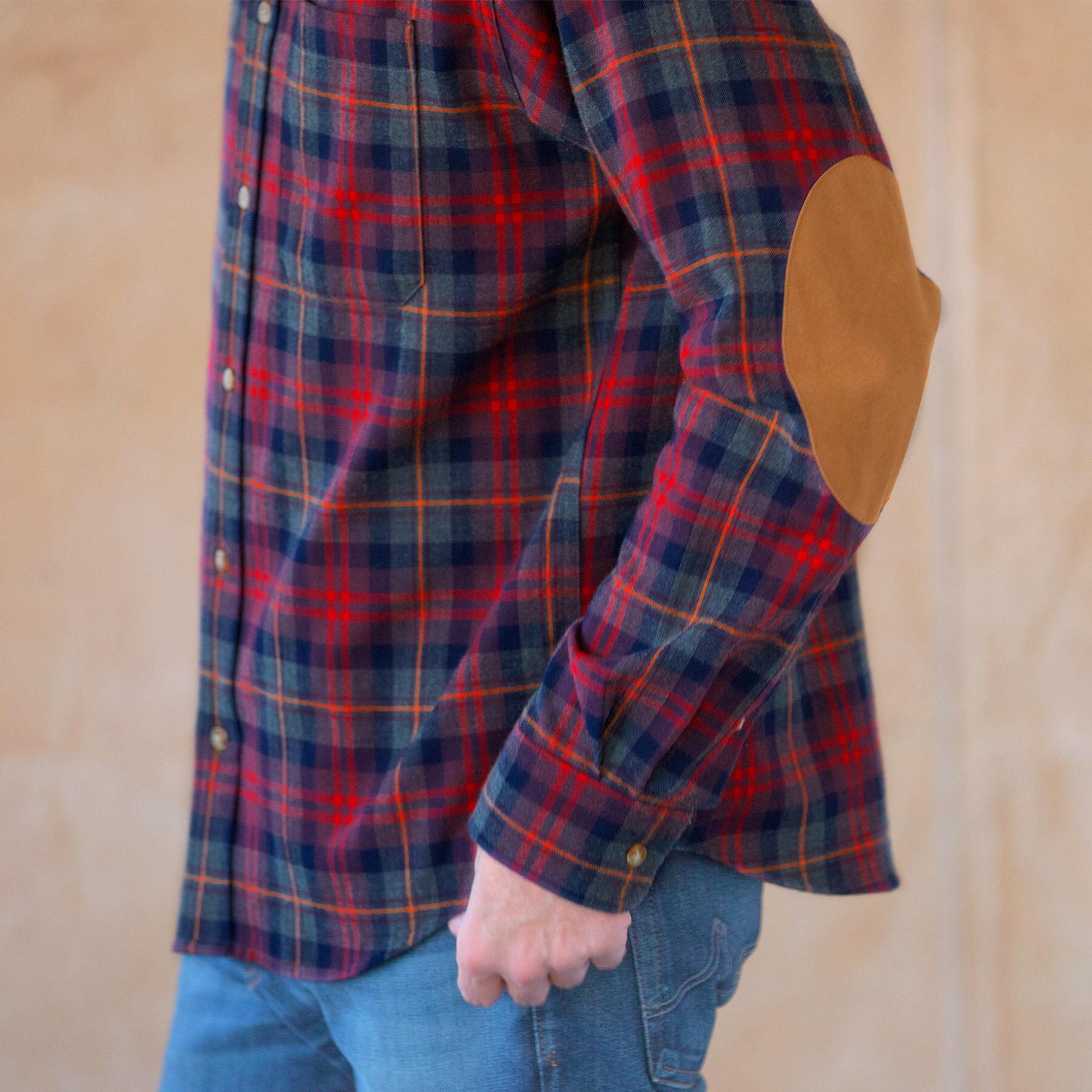 JARRETT PLAID SHIRT: View 4