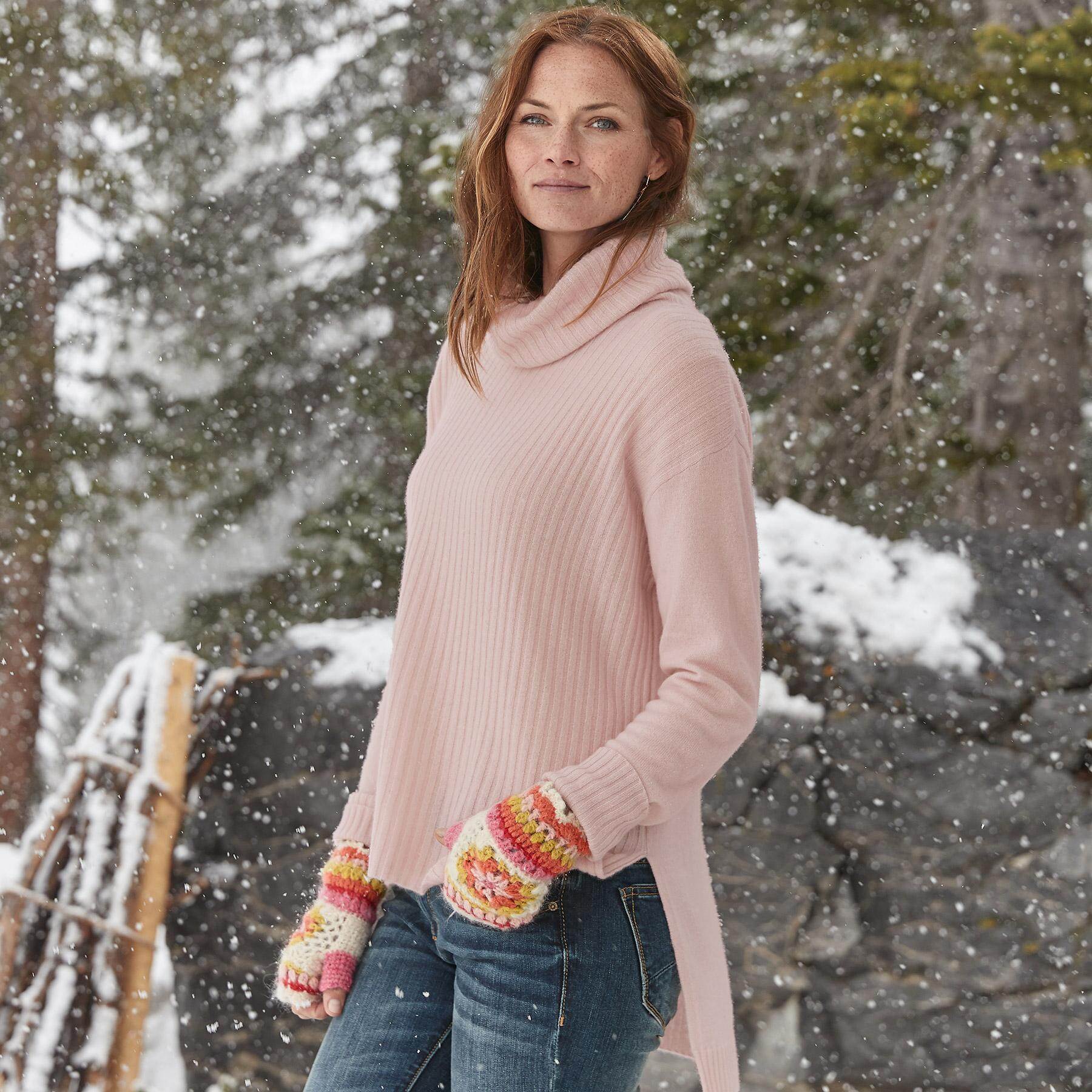 GRACE CASHMERE PULLOVER: View 2