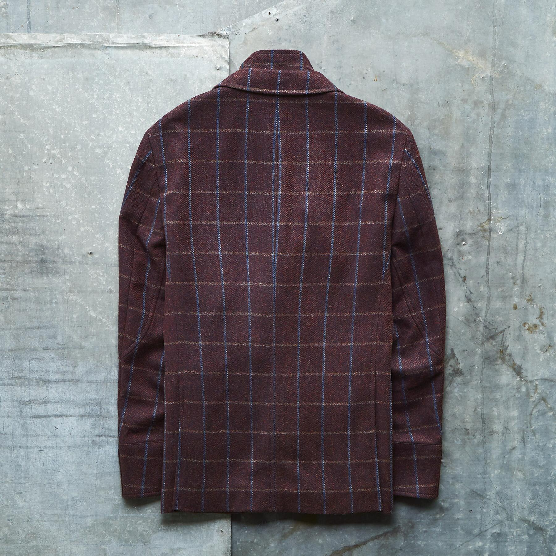 RUTHERFORD JACKET: View 4
