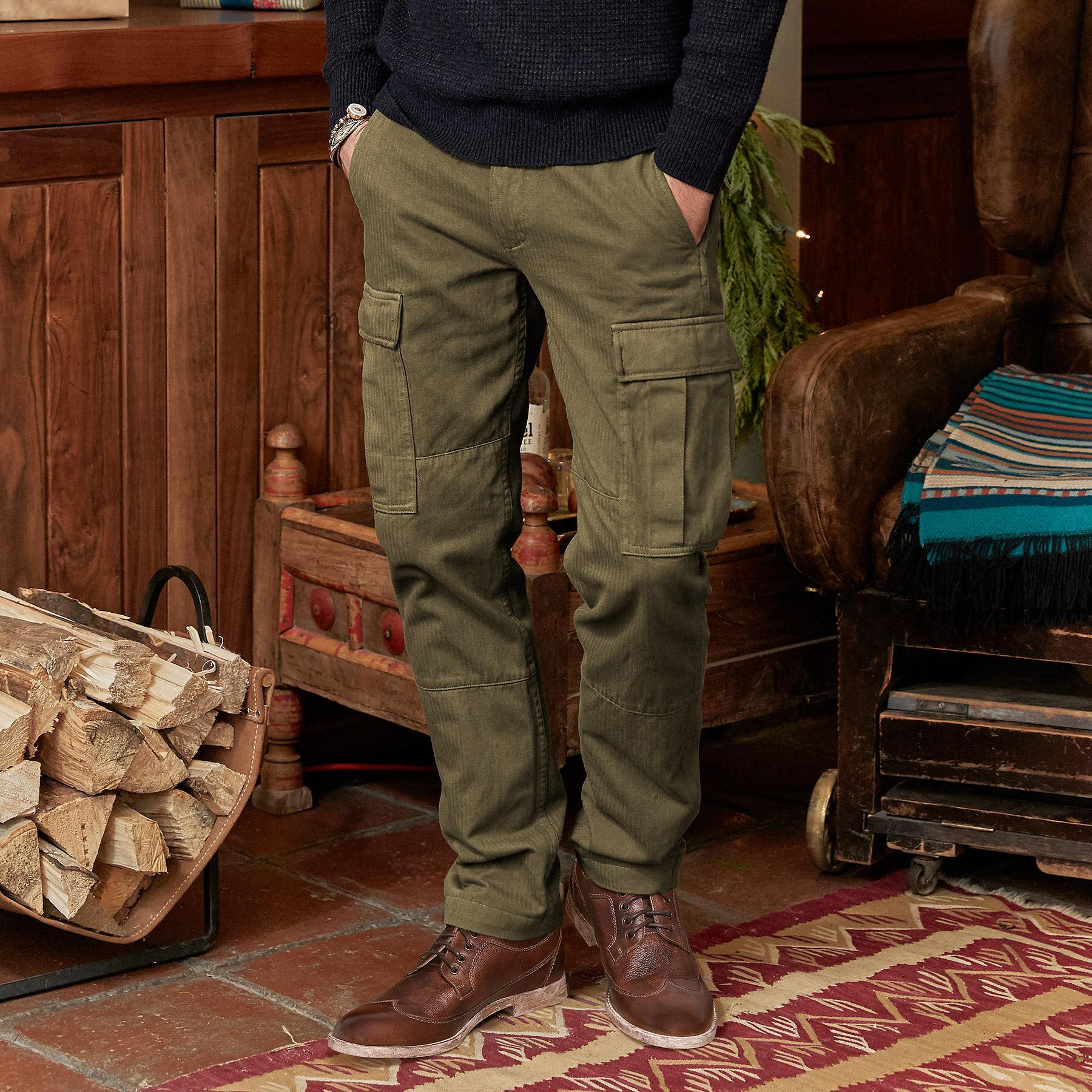 LINCOLN CARGO PANTS: View 1