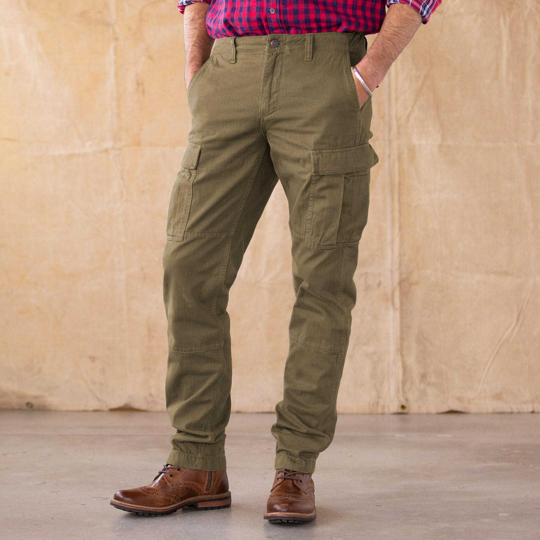 LINCOLN CARGO PANTS: View 2