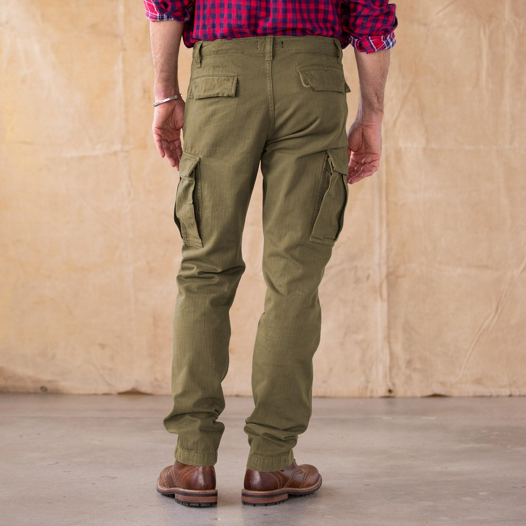 LINCOLN CARGO PANTS: View 3