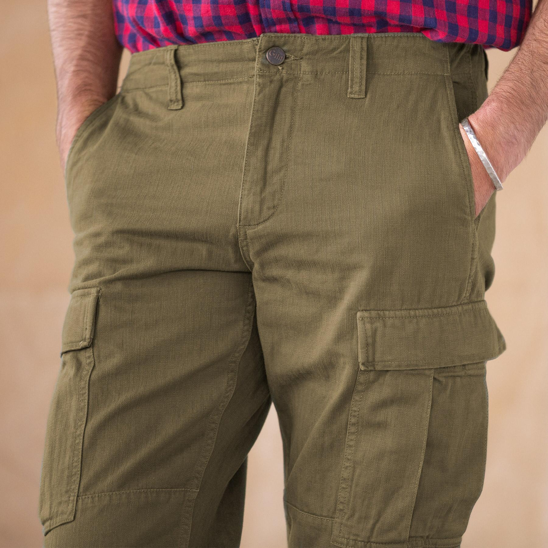 LINCOLN CARGO PANTS: View 4