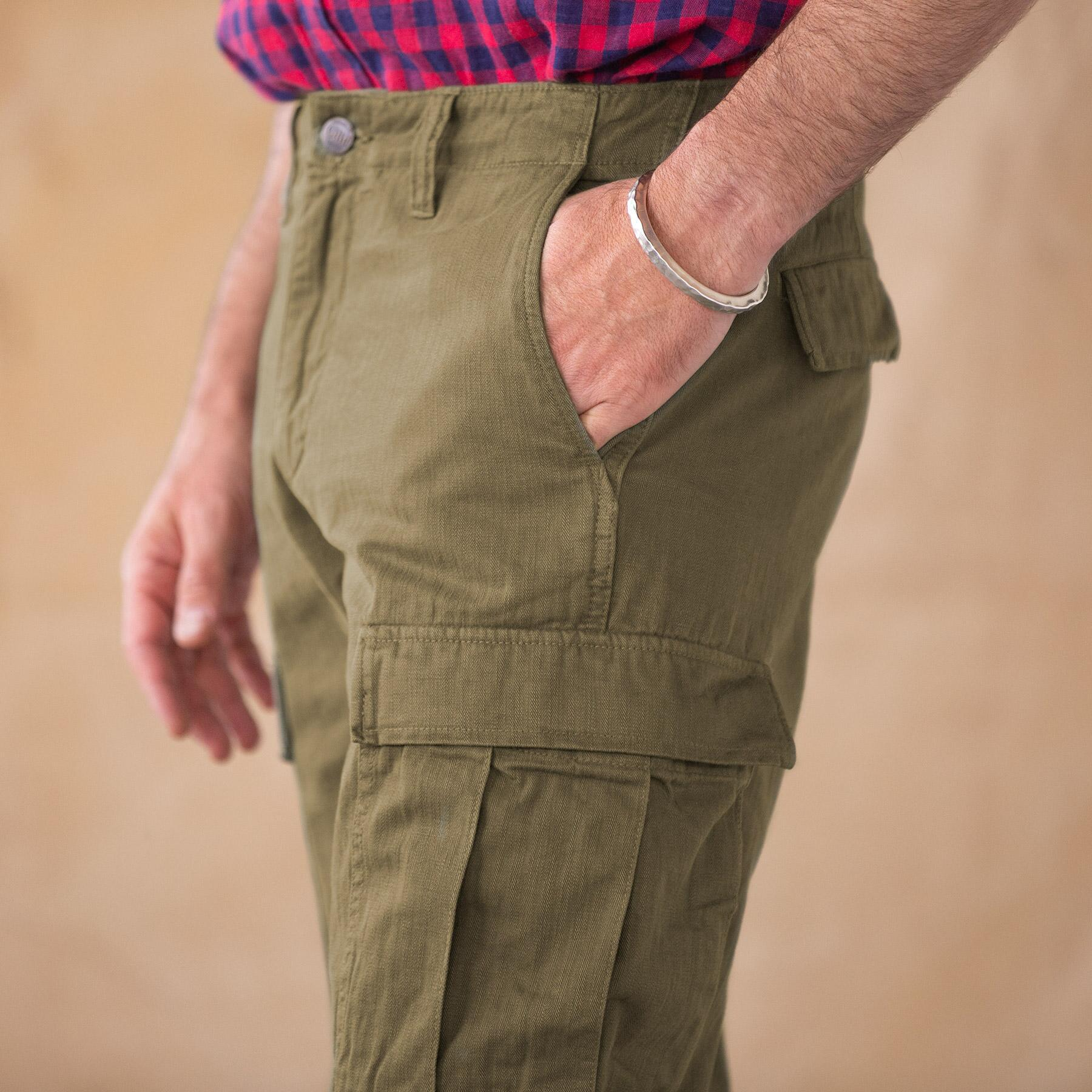 LINCOLN CARGO PANTS: View 5