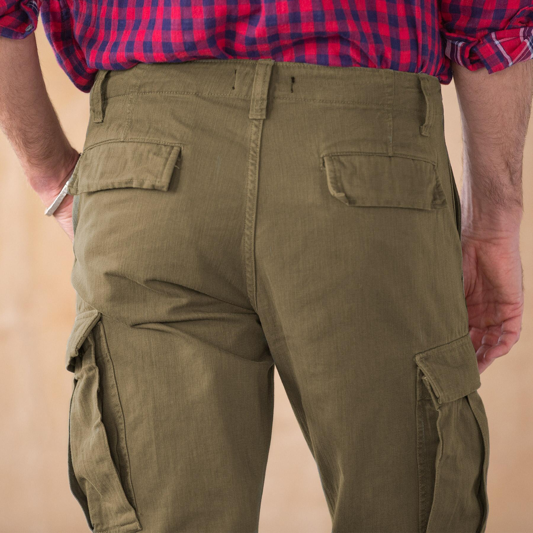LINCOLN CARGO PANTS: View 6