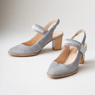 EDEN PATH SHOES - SUEDE