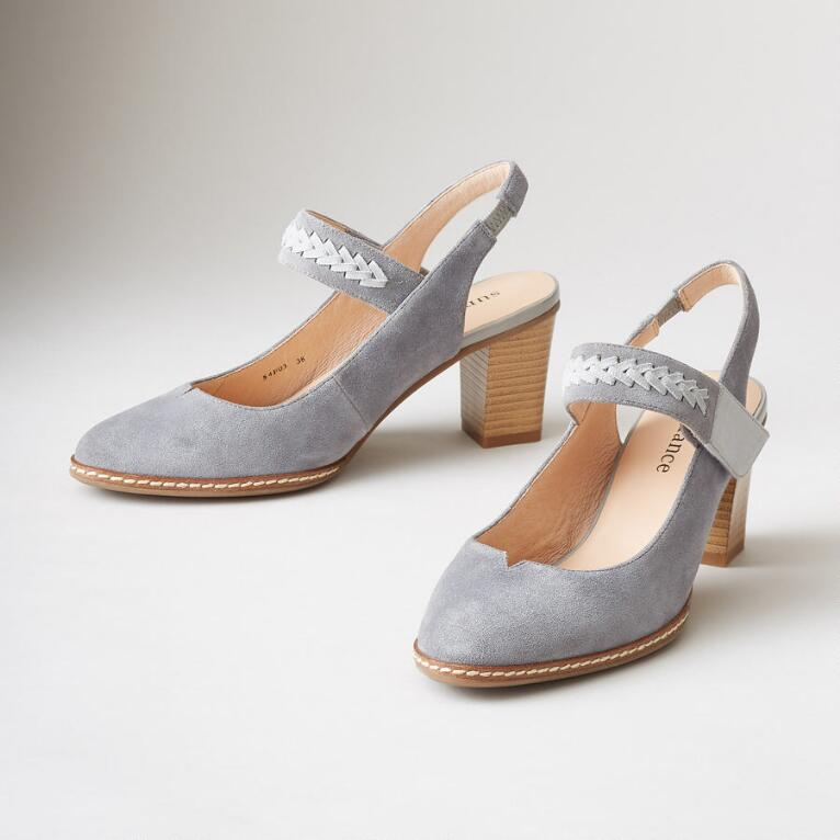 EDEN PATH SUEDE SHOES