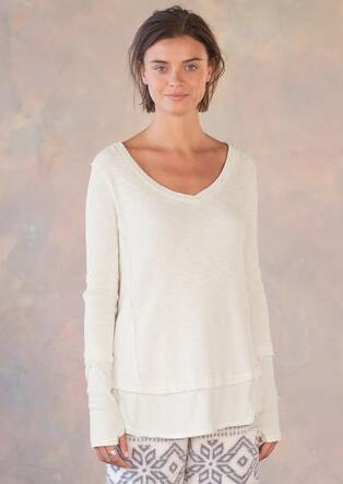 COZY TOWN KNIT TOP