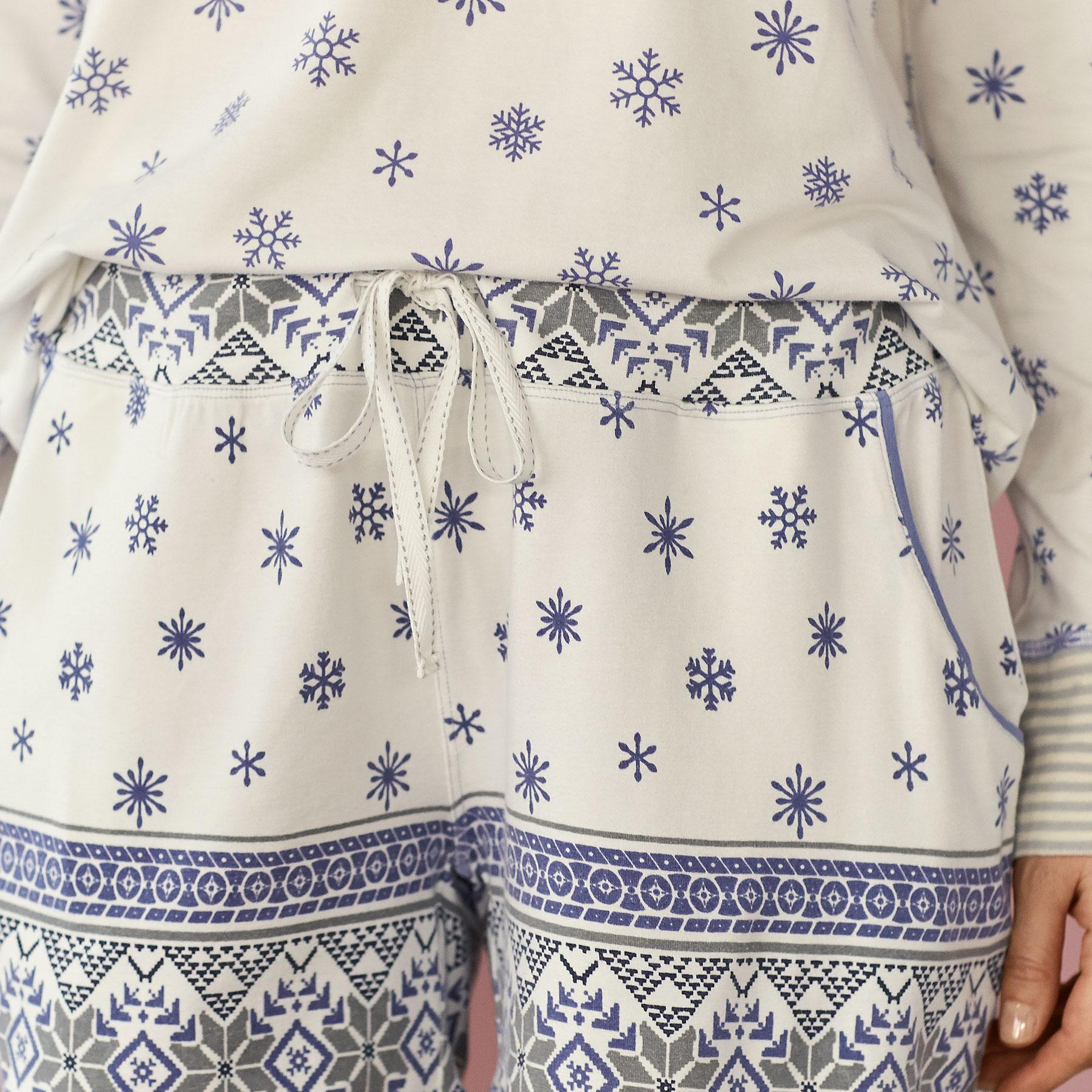 FJELL PAJAMA SHORTS: View 3
