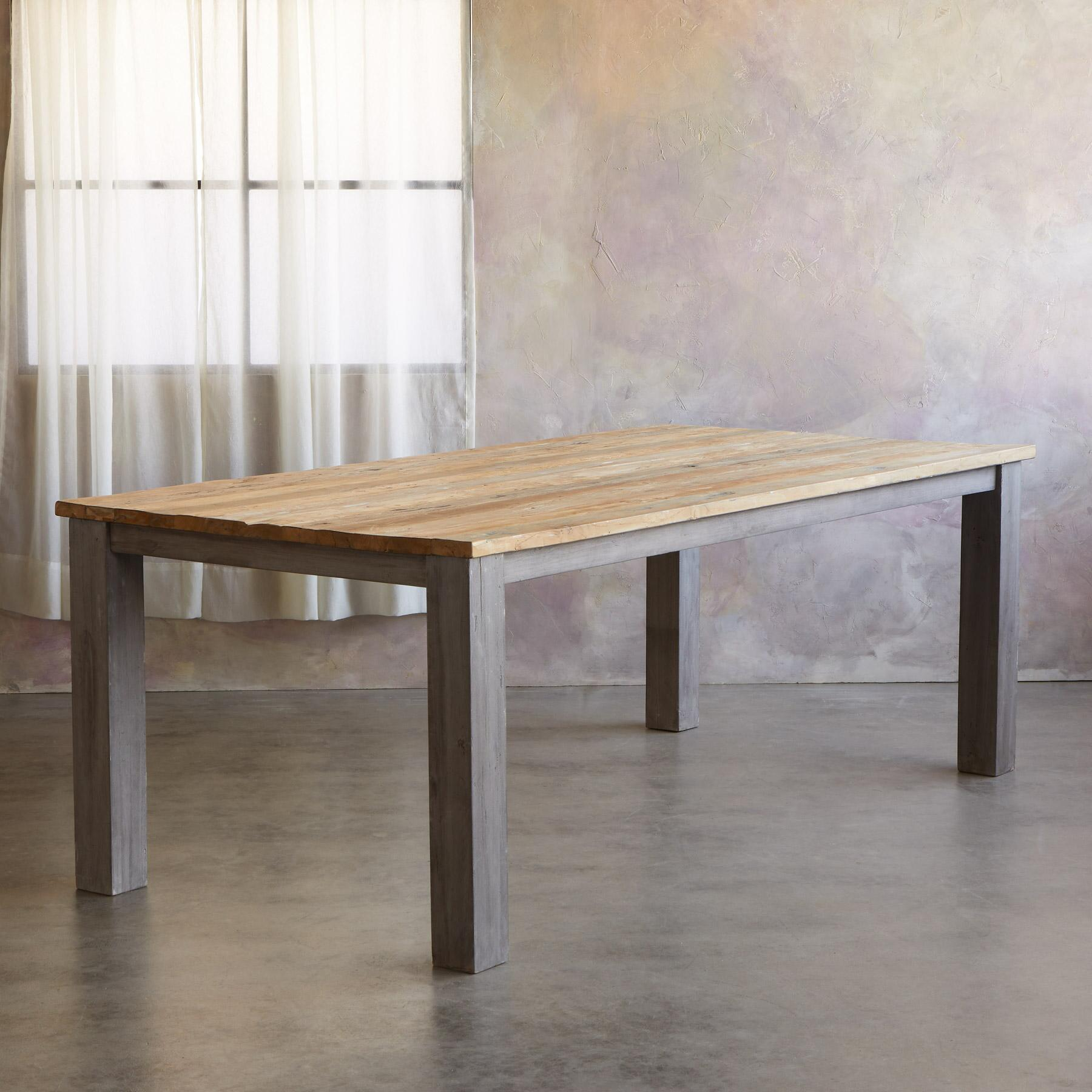 JAVA DINING TABLE: View 2
