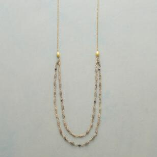 MOONSTONE HUES NECKLACE