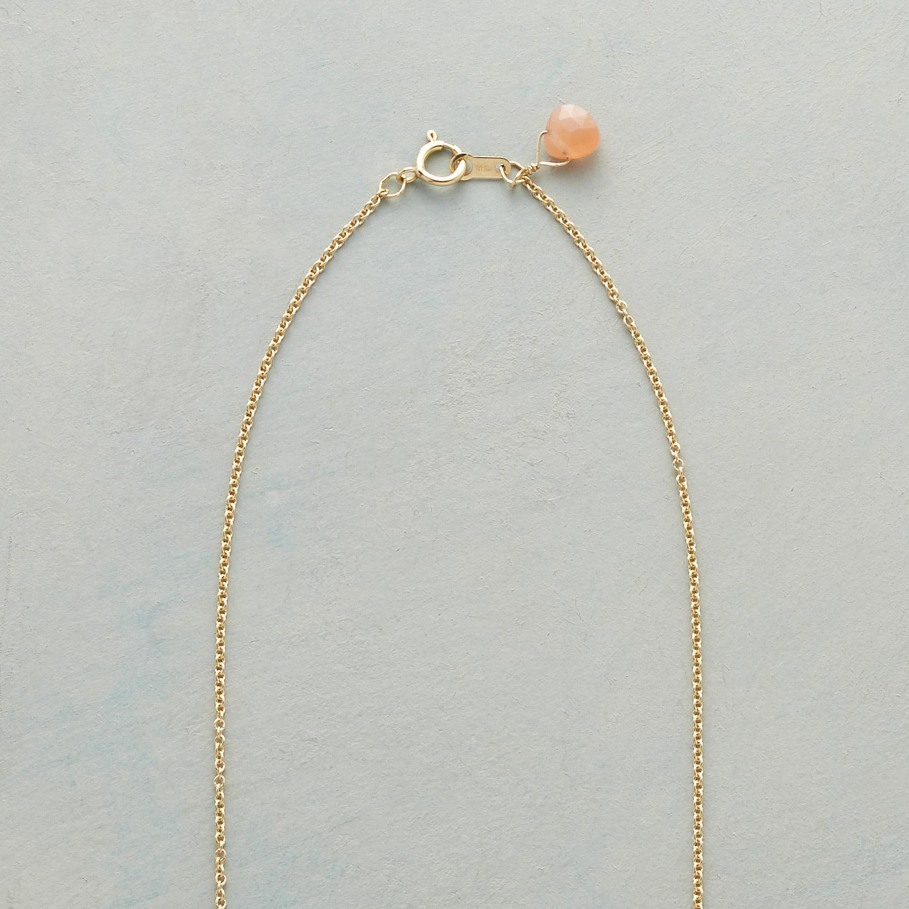 MOONSTONE HUES NECKLACE: View 3