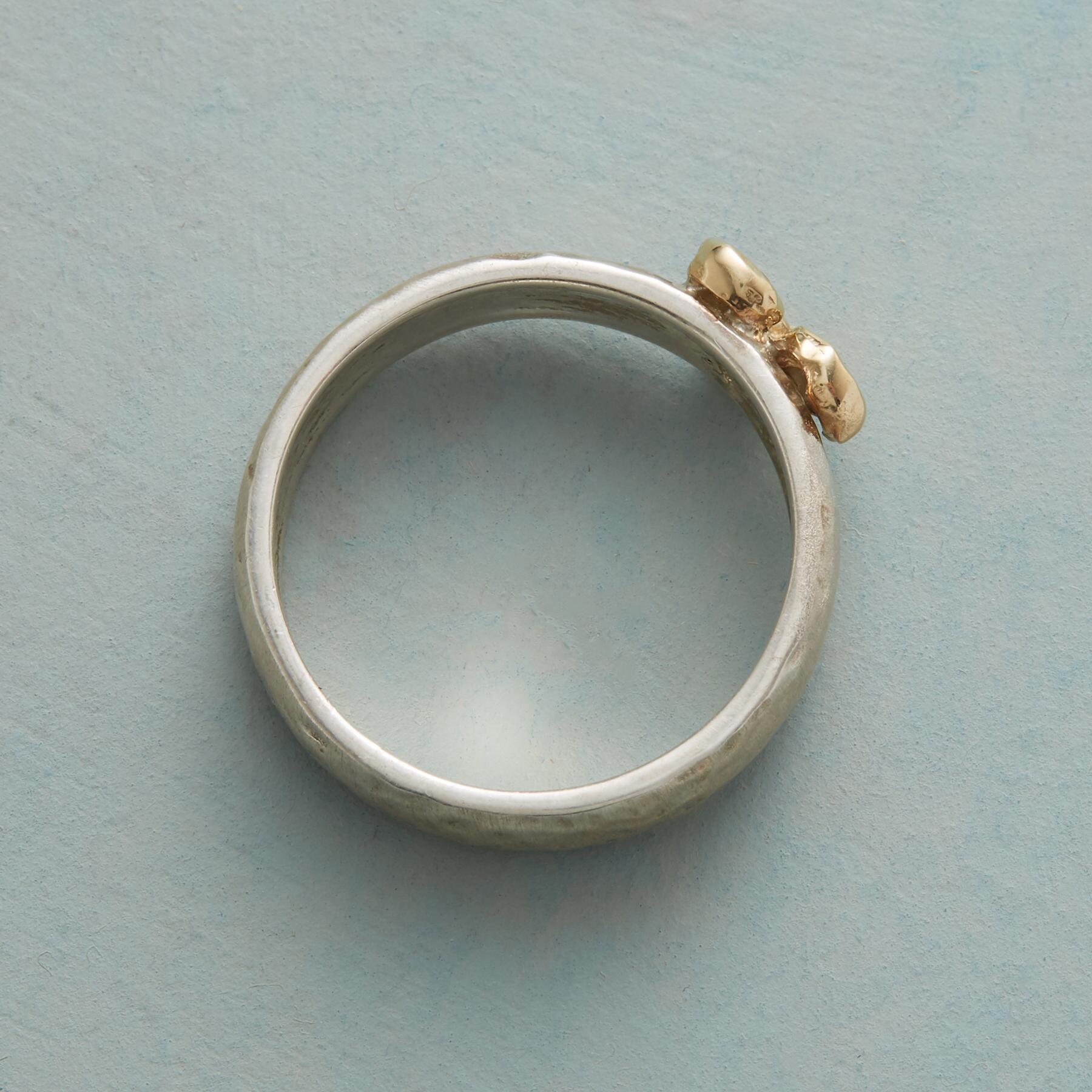 TIMELESS TRIO DIAMOND RING: View 2