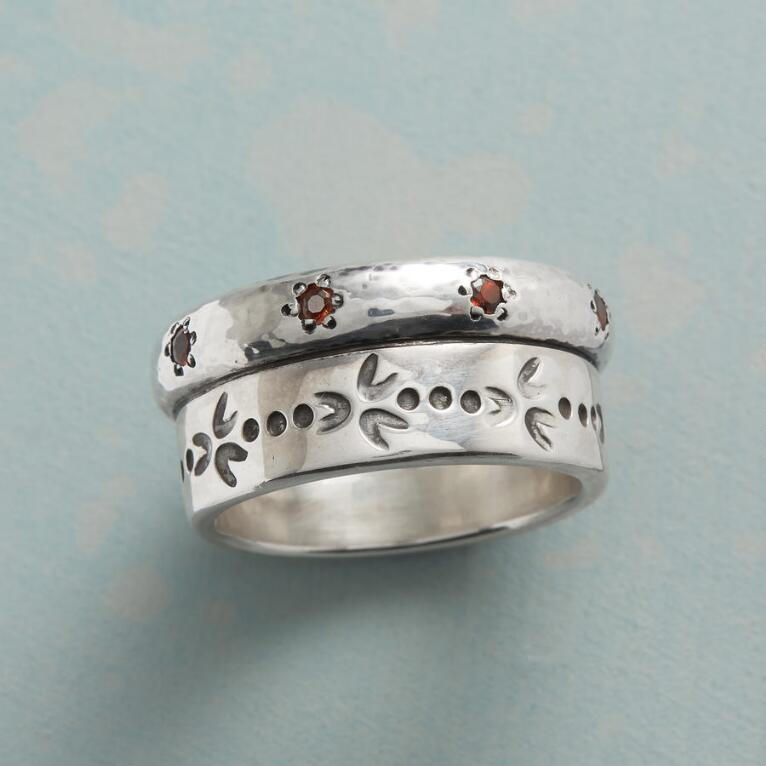 PARALLEL UNIVERSES RING