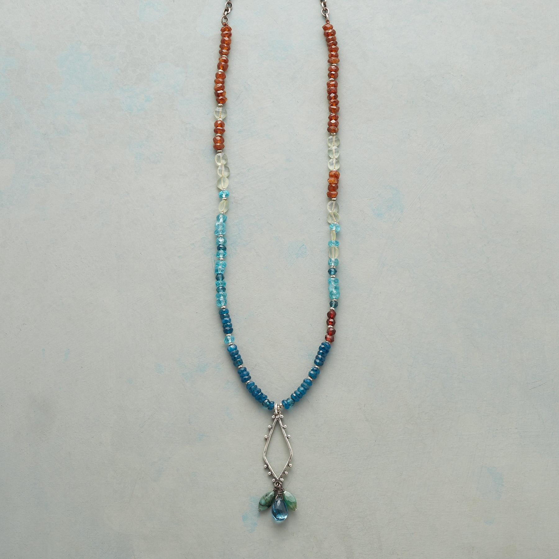 HARLEQUINS DELIGHT NECKLACE: View 1