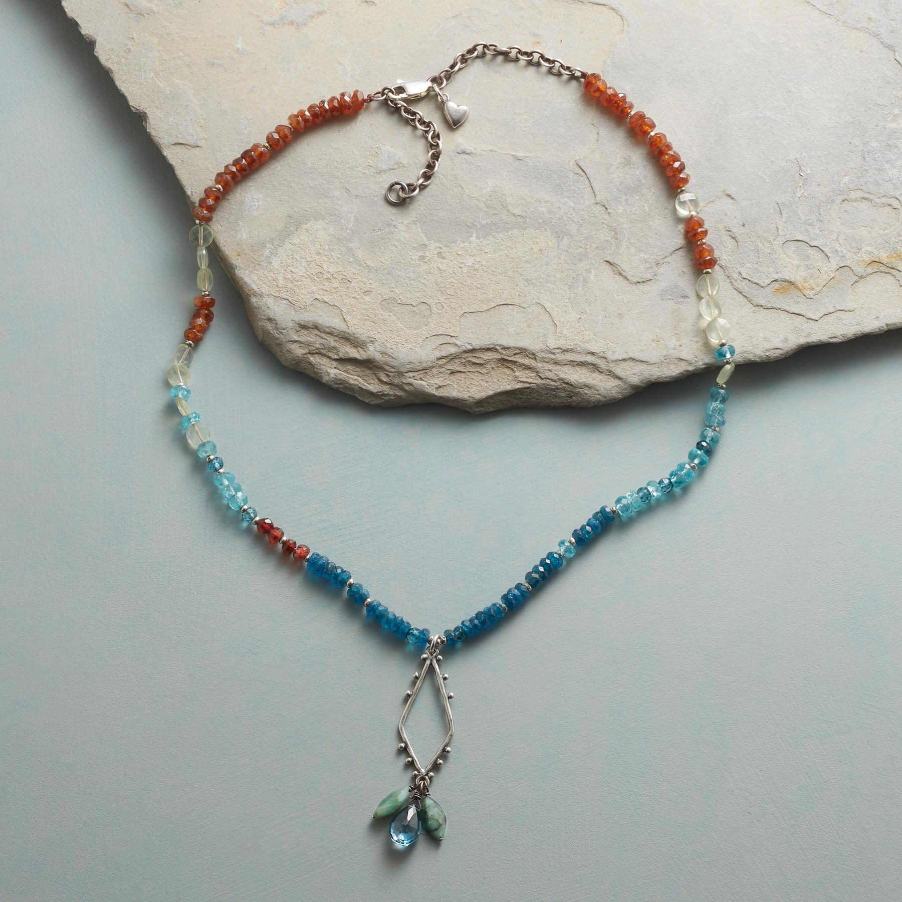 HARLEQUINS DELIGHT NECKLACE: View 2