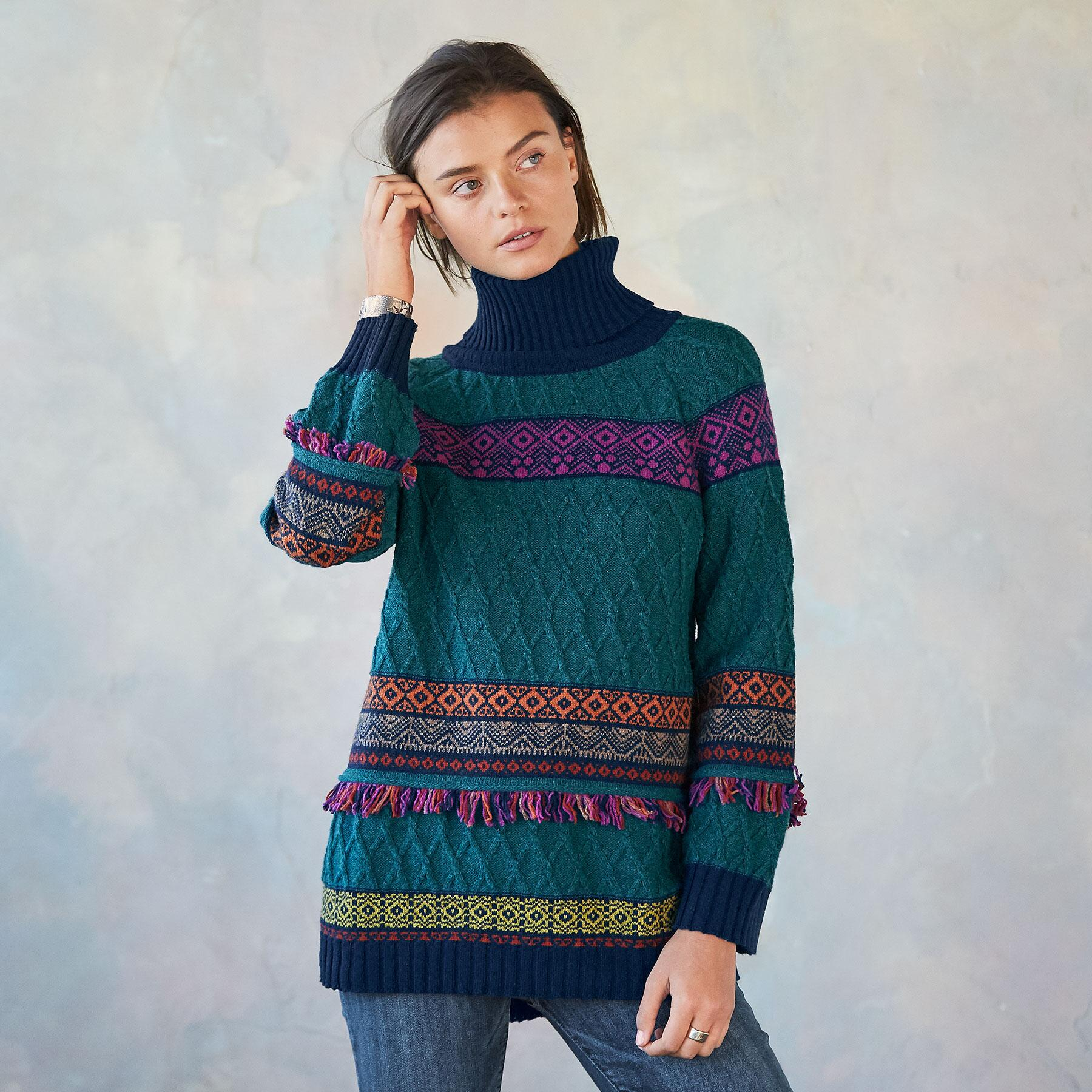 FRIDA PULLOVER: View 1