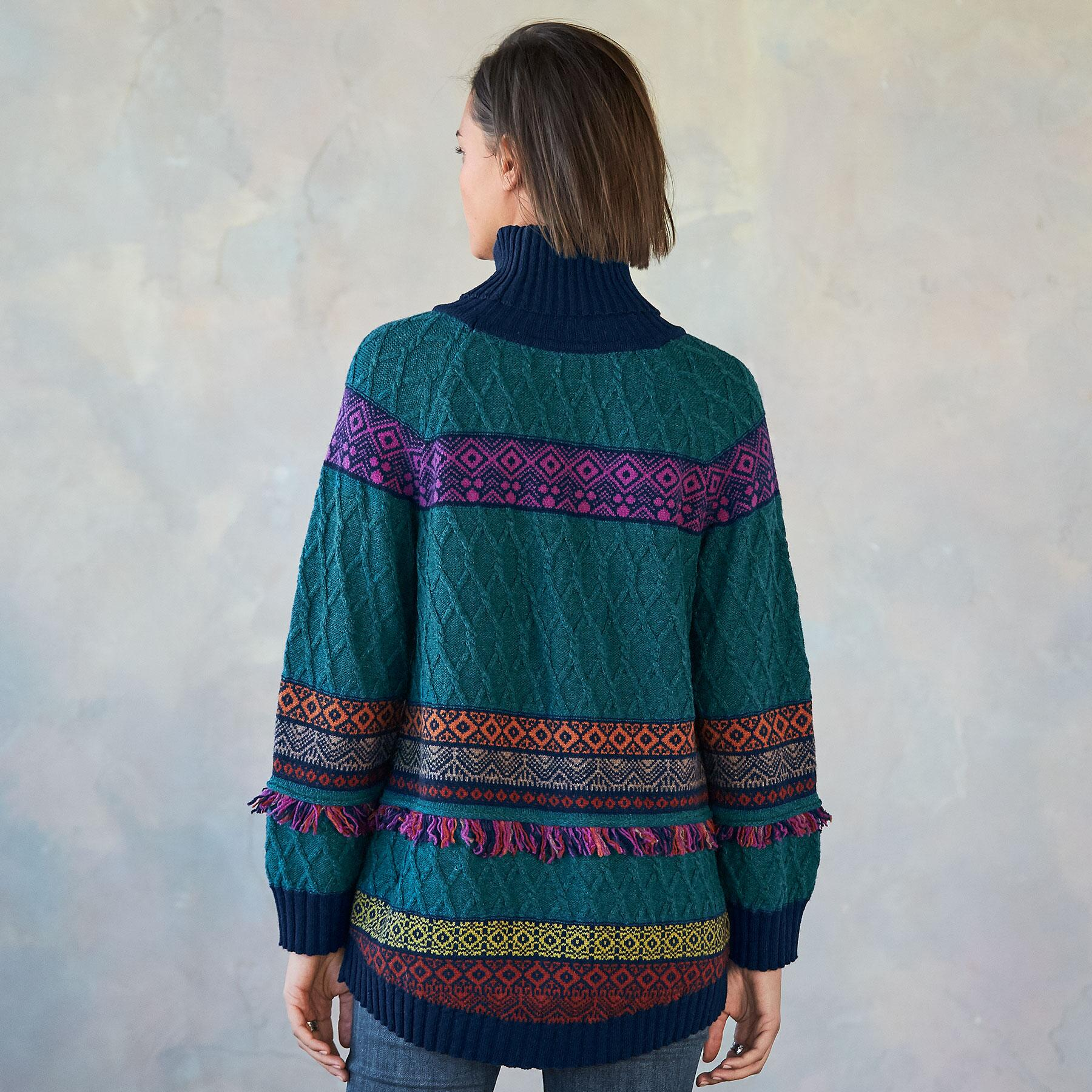 FRIDA PULLOVER: View 2