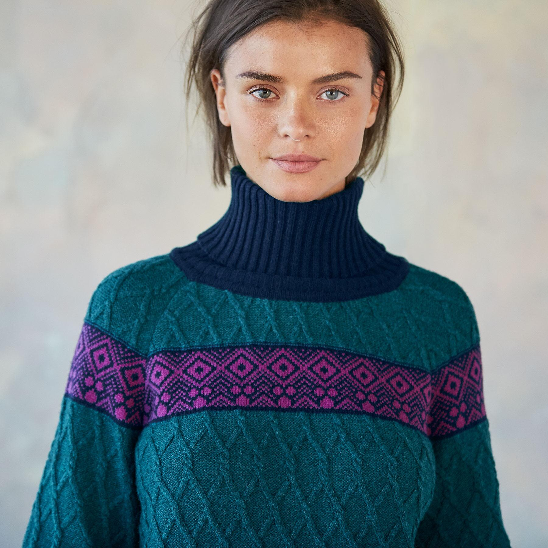 FRIDA PULLOVER: View 3