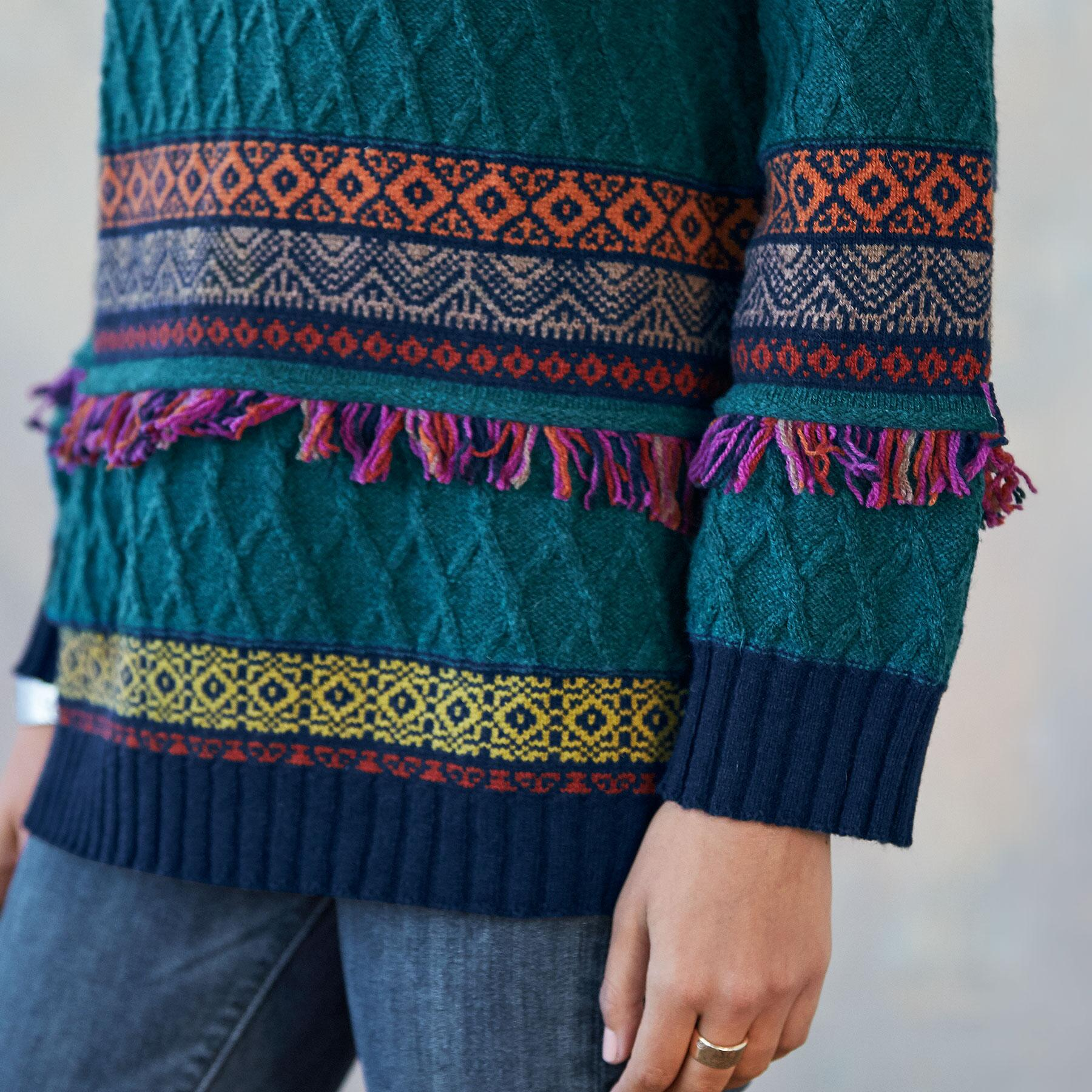 FRIDA PULLOVER: View 4