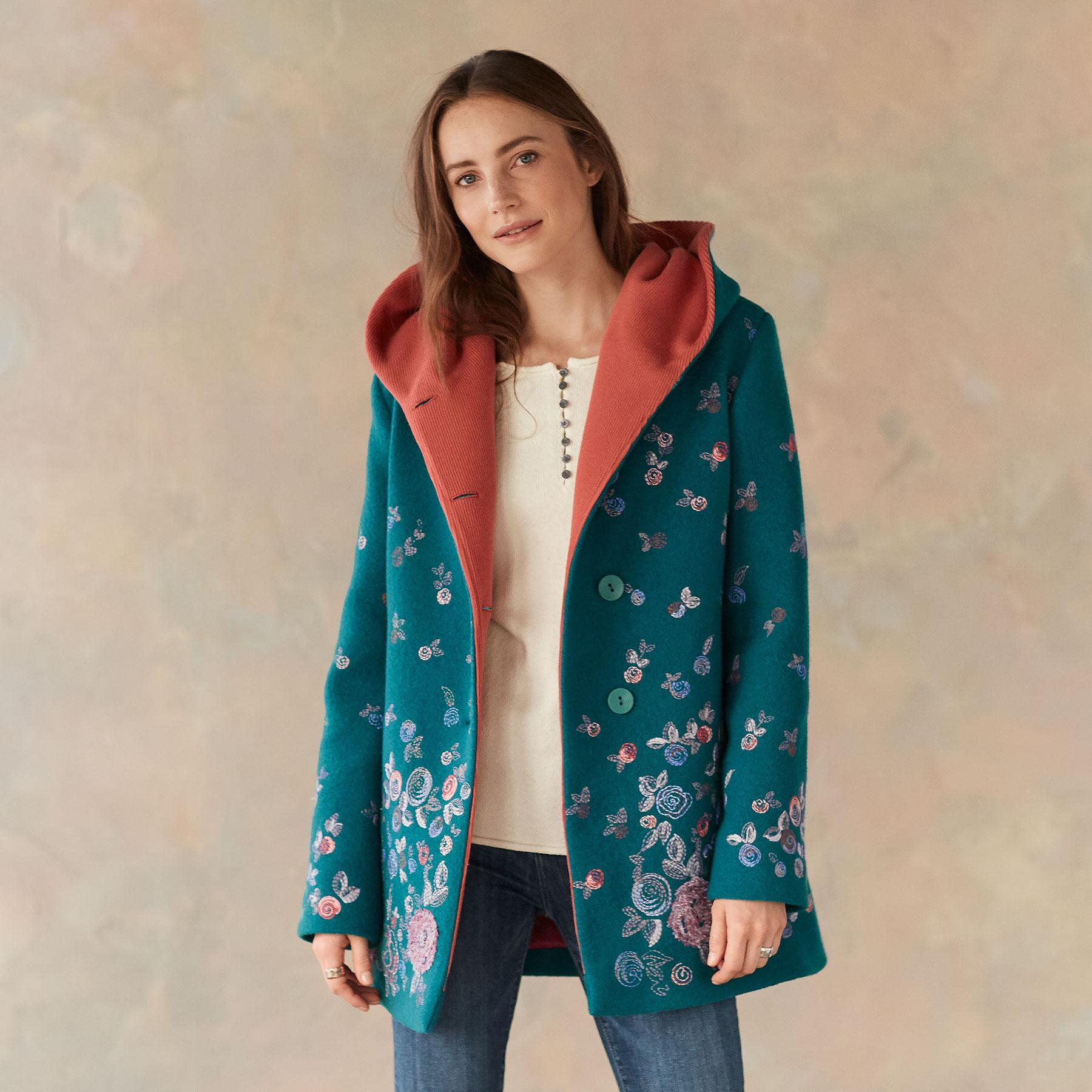 SNOW BLOOM JACKET: View 1