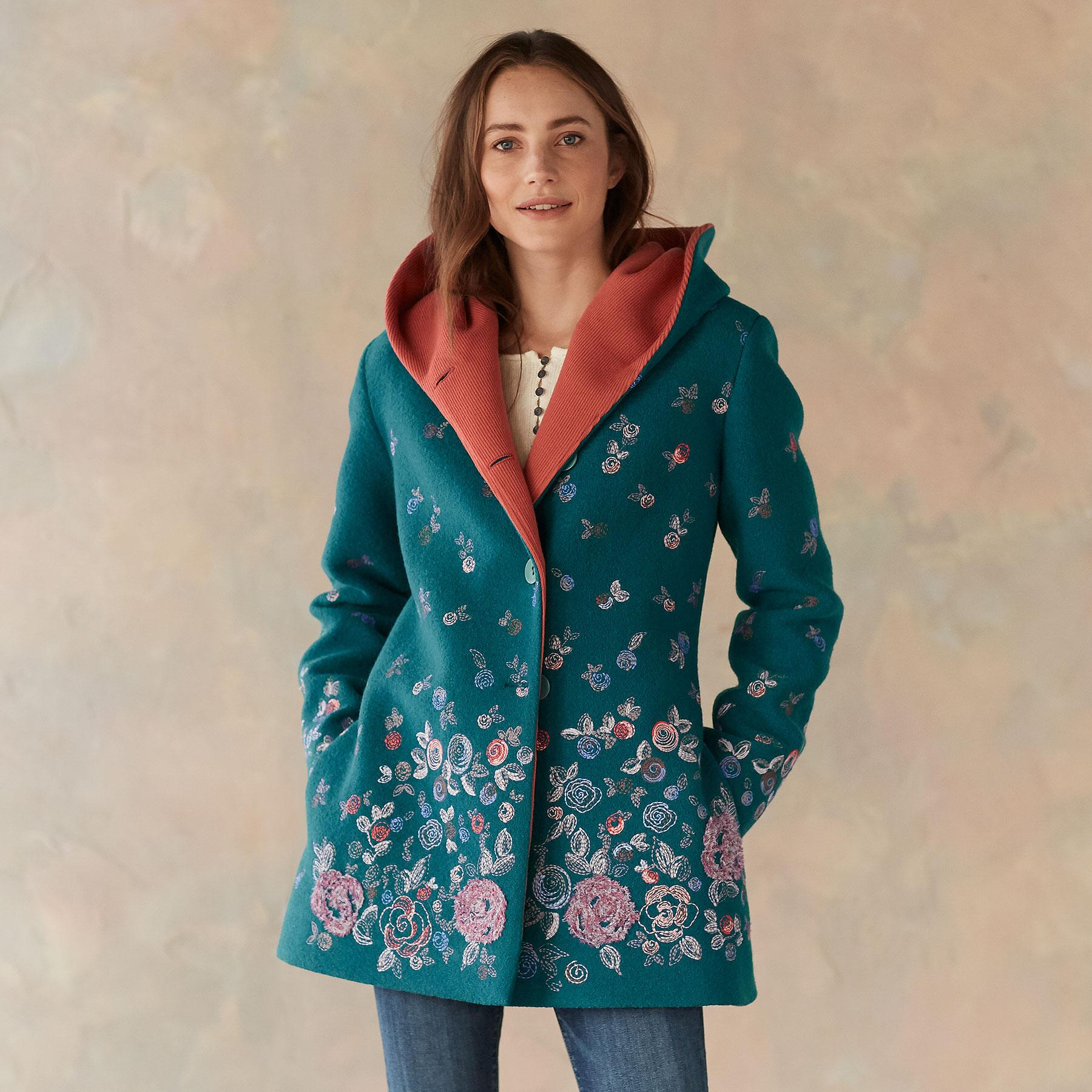 SNOW BLOOM JACKET: View 2