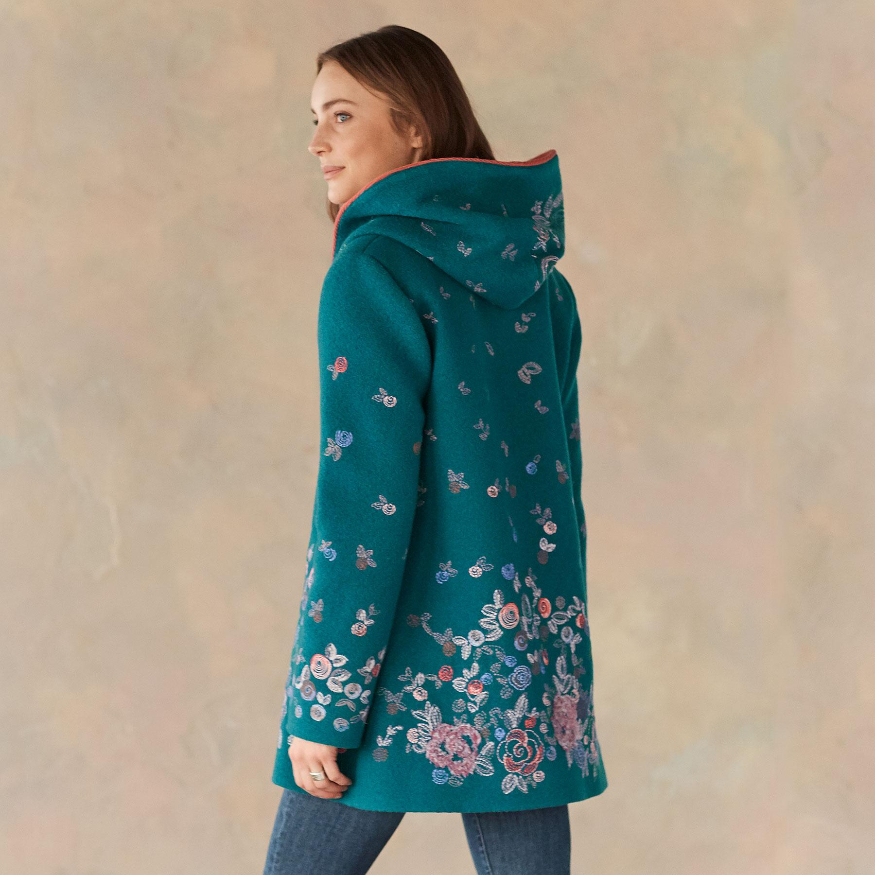 SNOW BLOOM JACKET: View 4