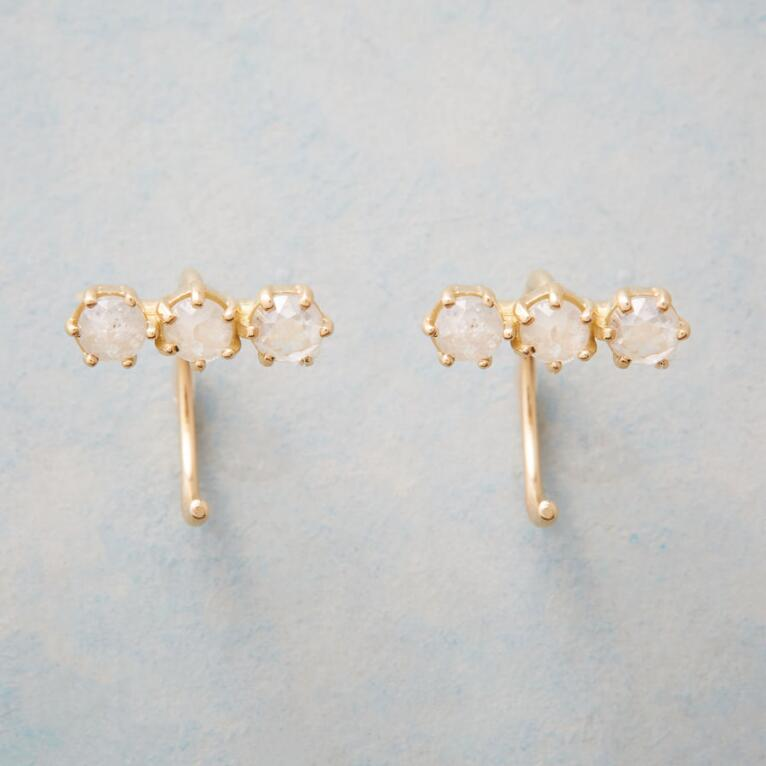 MILKY WAY DIAMOND EARRINGS