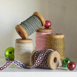 WRAP IT UP RIBBONS, SET OF 5