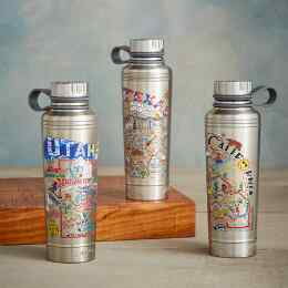 SOUVENIR UNITED STATES THERMAL BOTTLE
