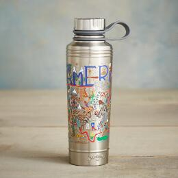 SOUVENIR AMERICA THERMAL BOTTLE