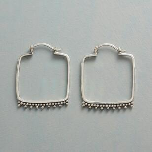 ADAPTATIONS HOOP EARRINGS