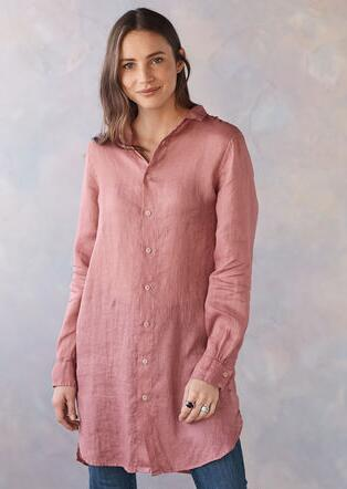 PENELOPE SHIRT DRESS