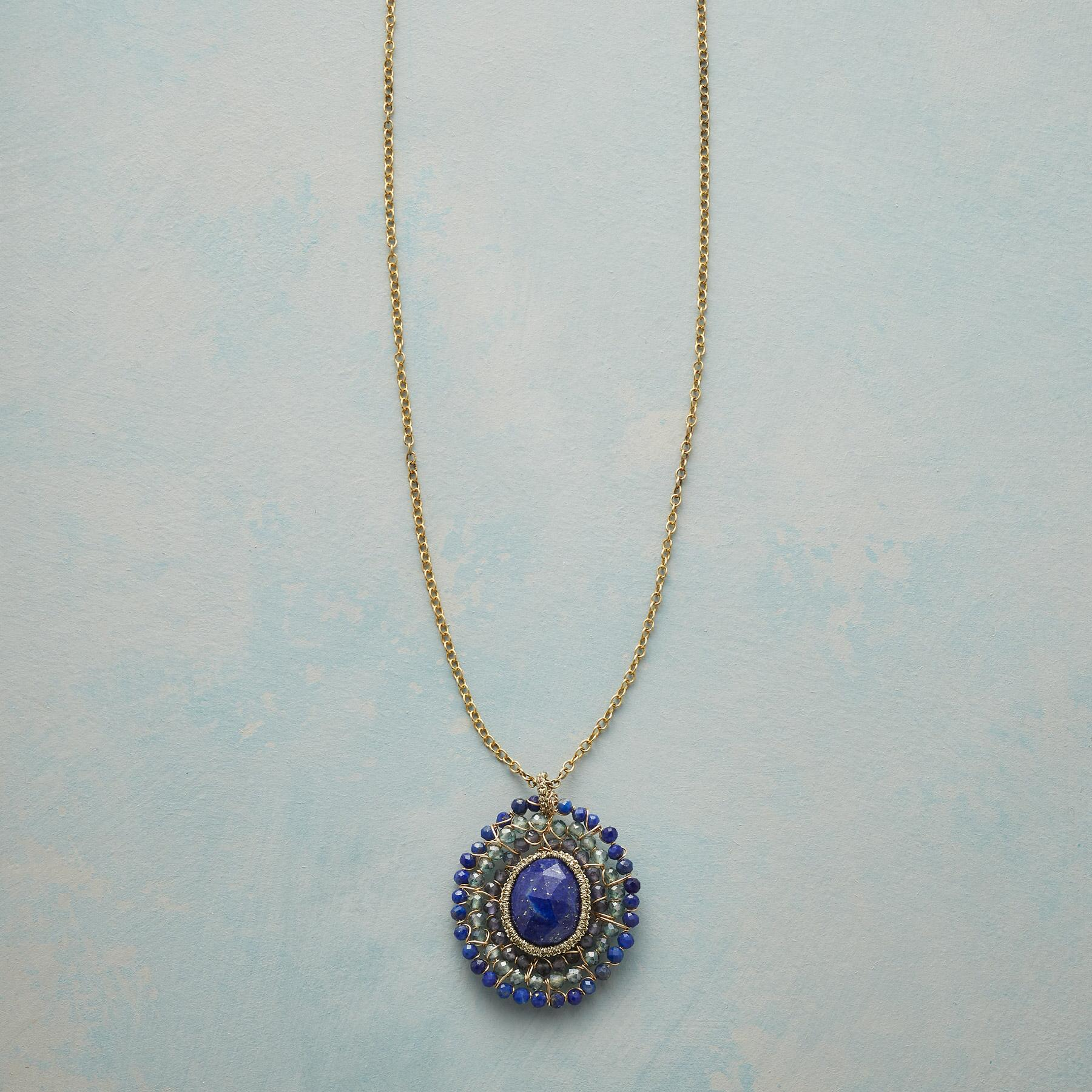 WEB OF WONDERS NECKLACE: View 1