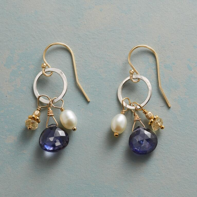 MIDNIGHT SUNLIGHT EARRINGS