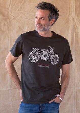 INDIAN® MOTORCYCLE WRECKING CREW TEE