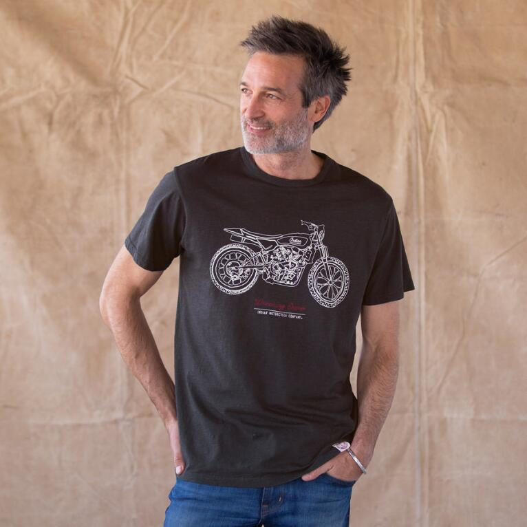 INDIAN® MOTORCYCLE WRECKING CREW TEE