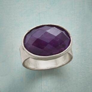PROUDLY PURPLE RING