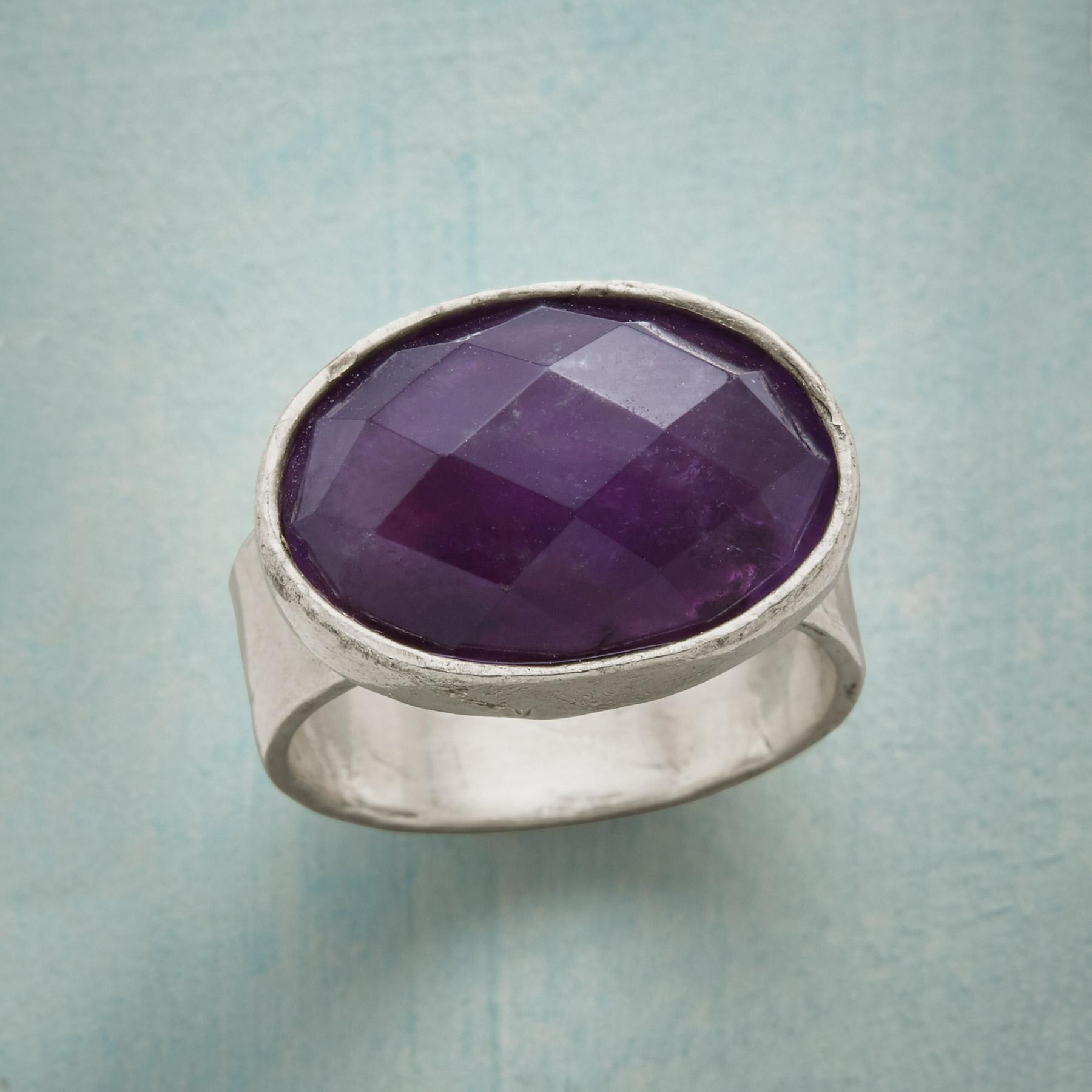 PROUDLY PURPLE RING: View 1