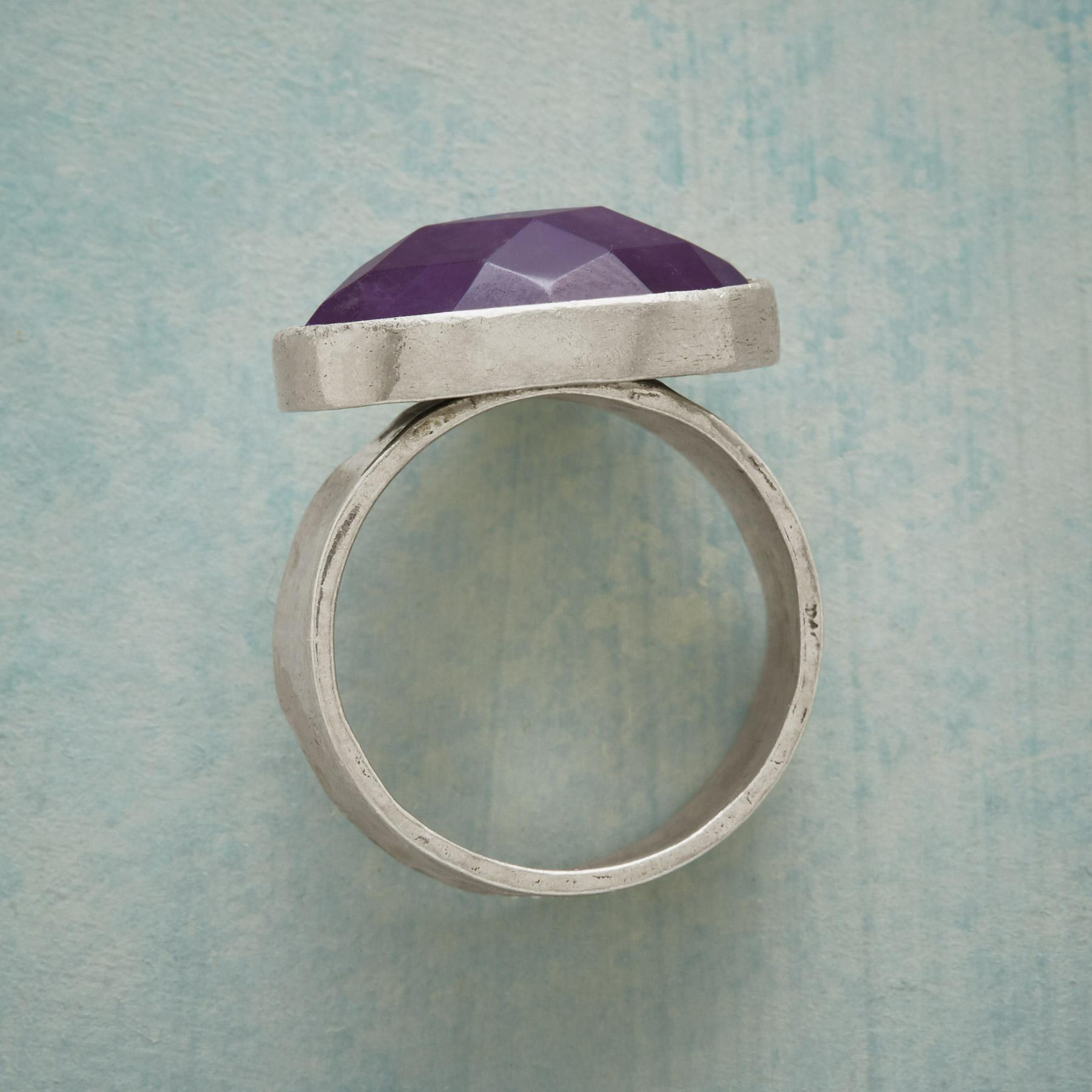 PROUDLY PURPLE RING: View 2