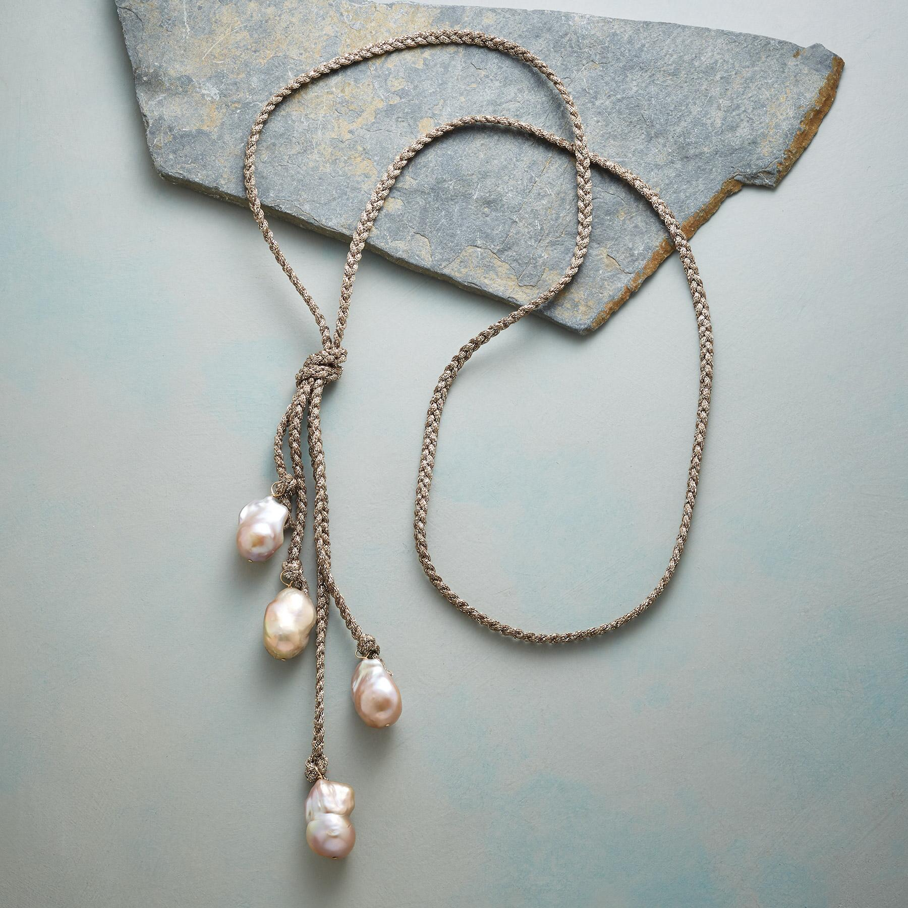 GISELLE PEARL NECKLACE: View 2