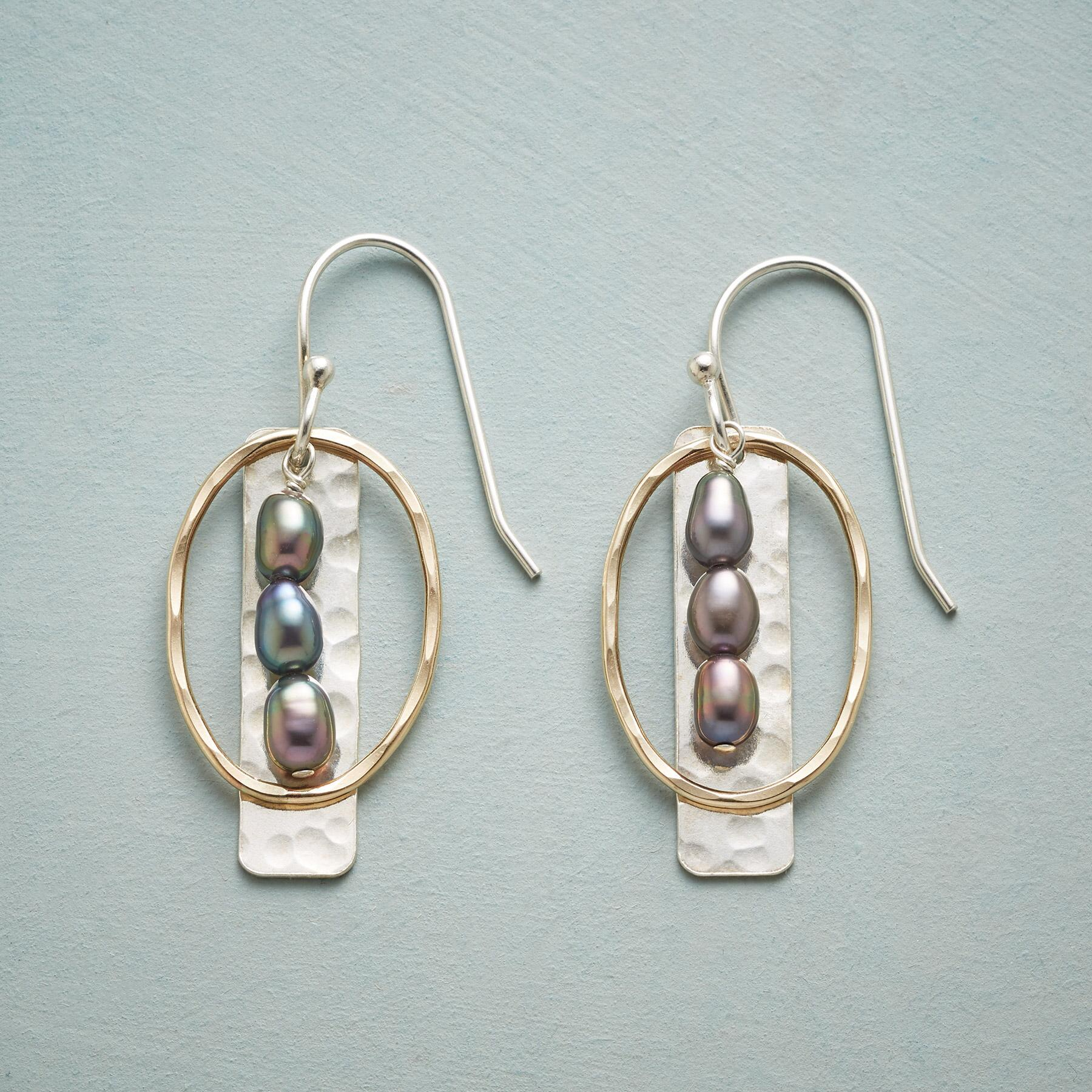 DOWN THE LINE EARRINGS: View 1