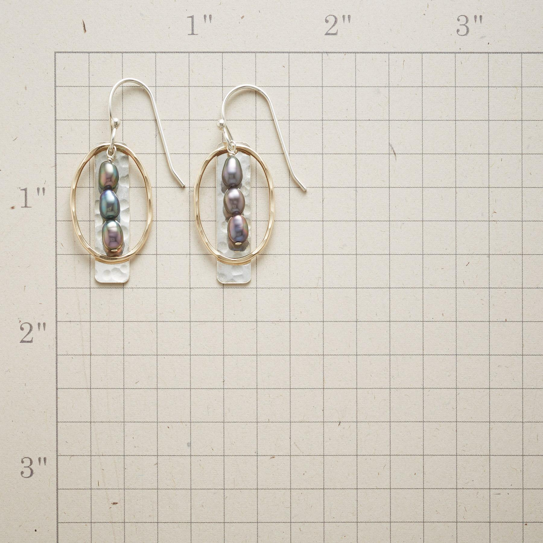 DOWN THE LINE EARRINGS: View 2