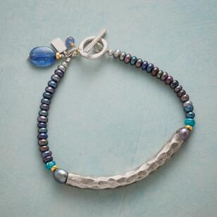 STERLING BRIDGE BRACELET