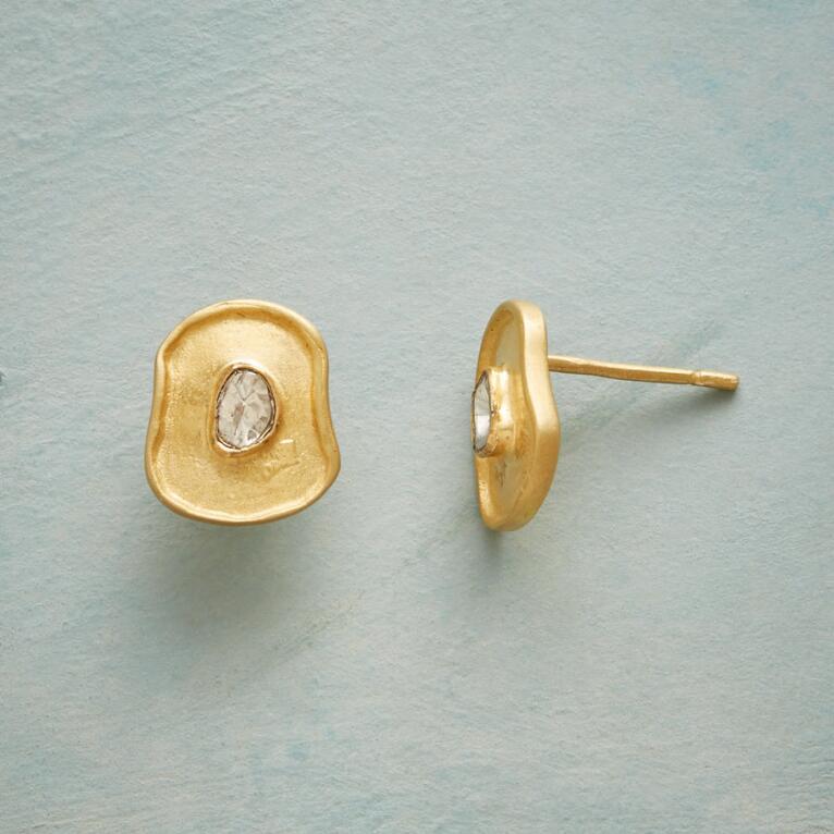 DIANA DIAMOND EARRINGS